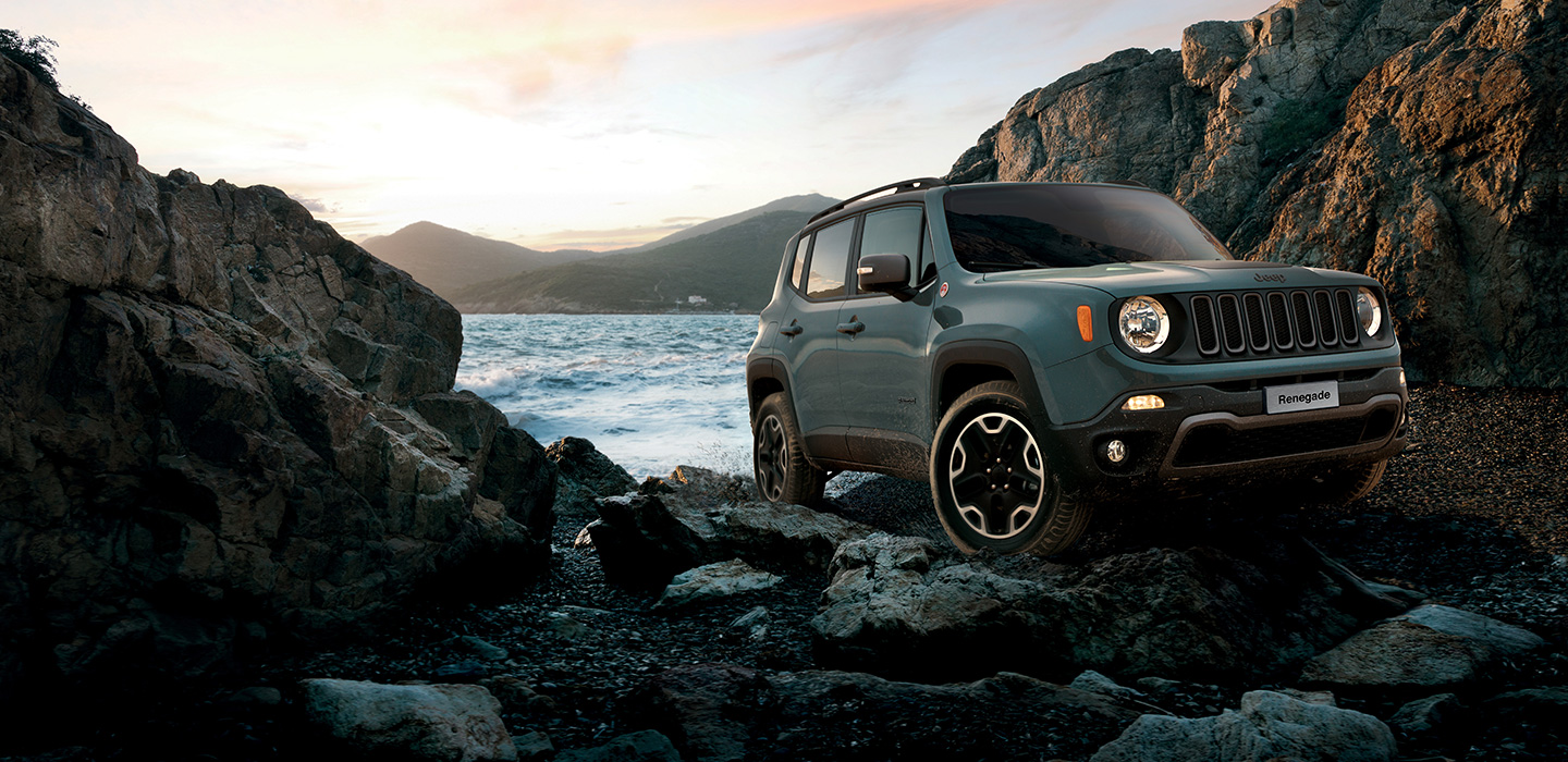 Jeep Renegade Outdoor Lifestyle
